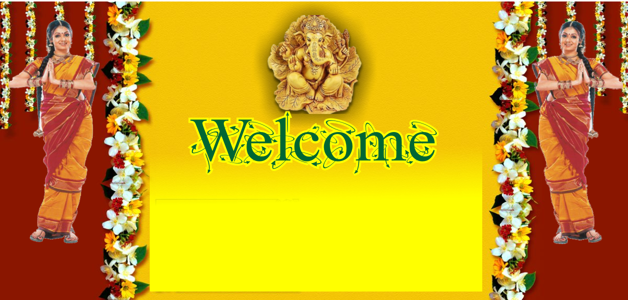 Welcome Ganesha